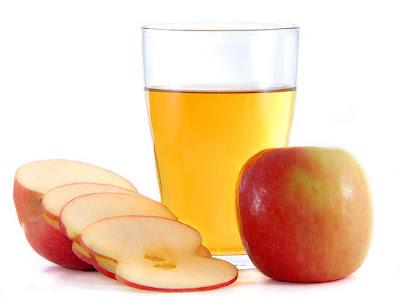 cara sederhana menghilangkan bau badan dengan cuka apel