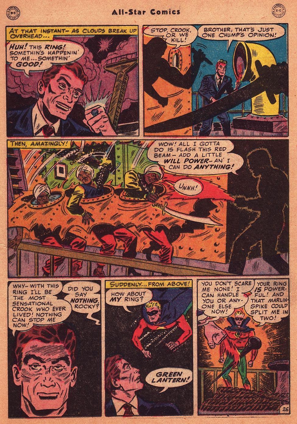 Read online All-Star Comics comic -  Issue #45 - 31