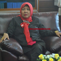 Sekretaris Golkar NTB Jagokan Johan Rosihan Dampingi Suhaili FT