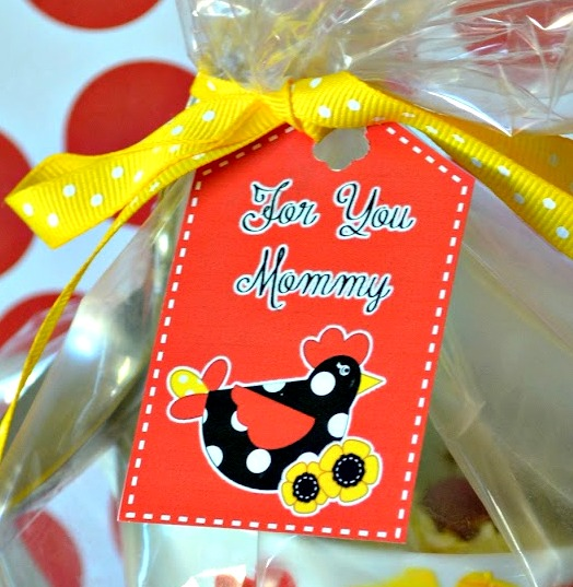 Mother's Day | FREE Printables and DIY Gift Idea - via BirdsParty.com