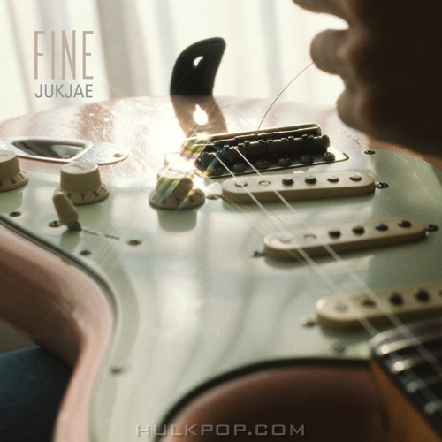 JUKJAE – FINE – EP