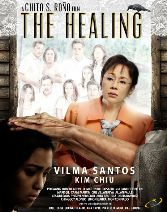 Star Cinema The Healing 2012 Movie Review