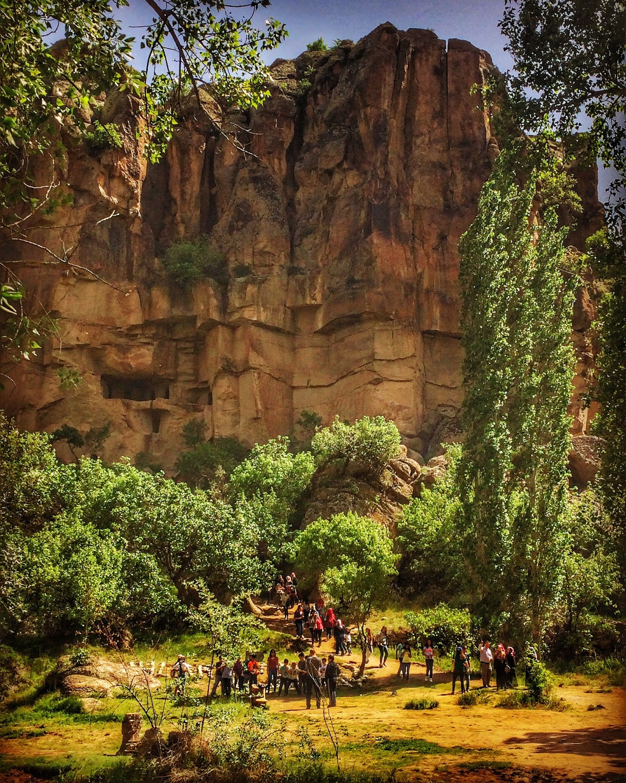 Kapadokya Gezi Notlari Peri Bacalari Ve Magaralari