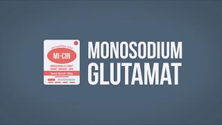 Pengertian Monosodium Glutamat, Kandungan MSG