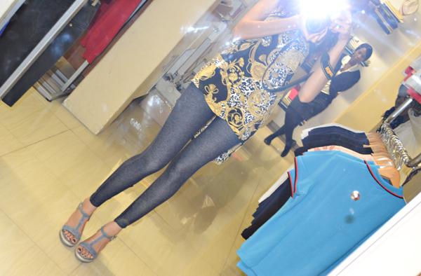 Shoe Shopping @ Vittoria Musgrave