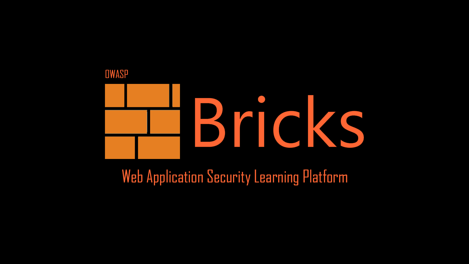 OWASP Bricks - Web Application Security Learning Platform