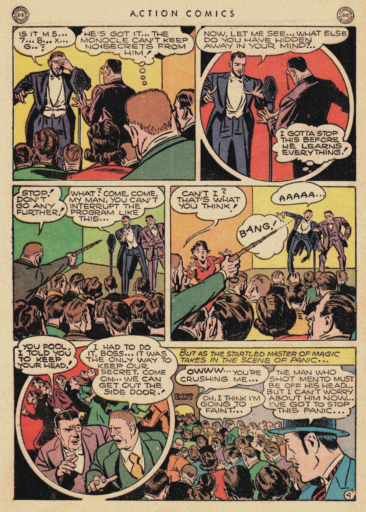 Read online Action Comics (1938) comic -  Issue #94 - 46