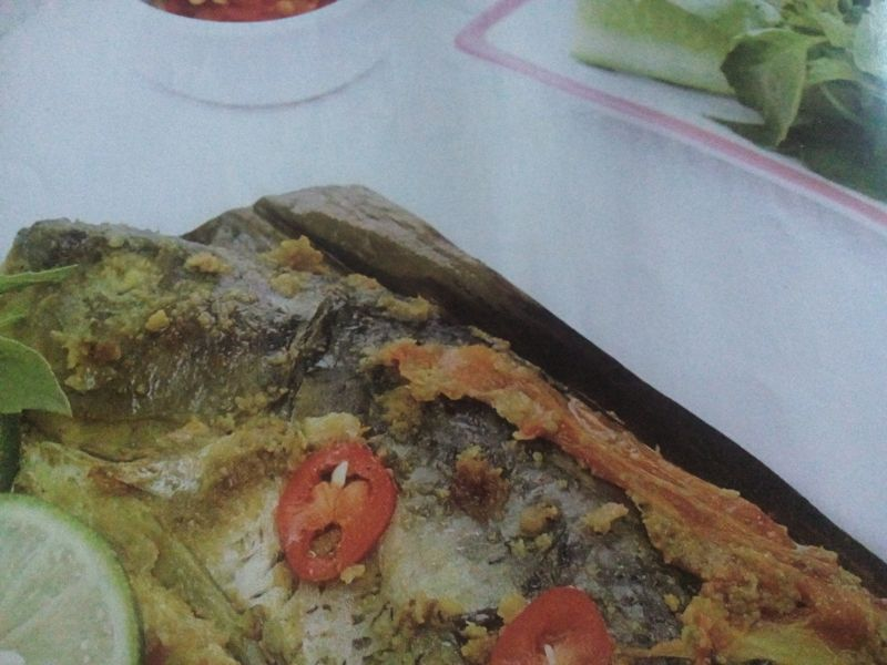 resep pepes ikan mas presto