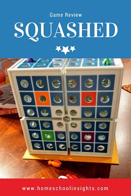 Squashed Cube
