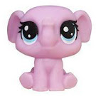 Littlest Pet Shop Pet Pairs Pinkaboo Trunkley (#113) Pet