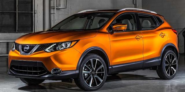 Nissan анонсирует новый кроссовер