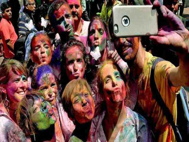 Happy Holi Images GF