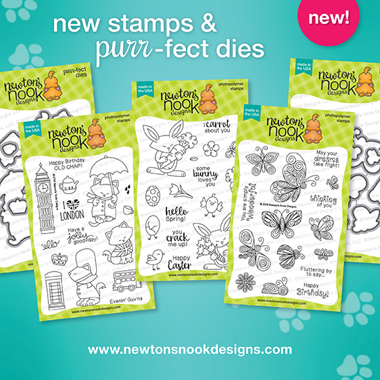 March 2015 New products  | Newton's Nook Designs #newtonsnook