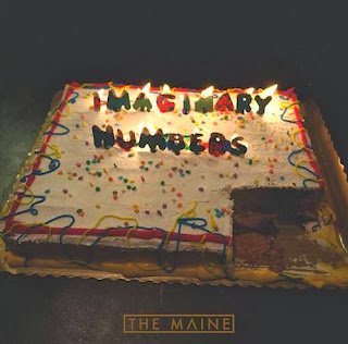 Inspire Magazine Online - UK Fashion, Beauty and Lifestye Blog: My review of The Maine's Imaginary Numbers EP; Inspire Magazine; The Maine; Imaginary Numbers; EP review; music review; album review