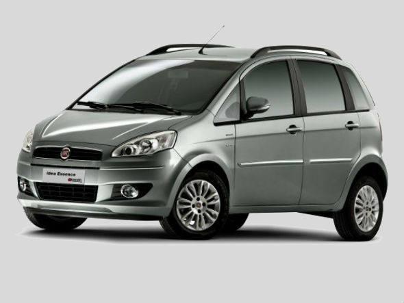 Bom lero os carros lan ados pelas montadoras em 2012 ii for Fiat idea attractive 2013 precio