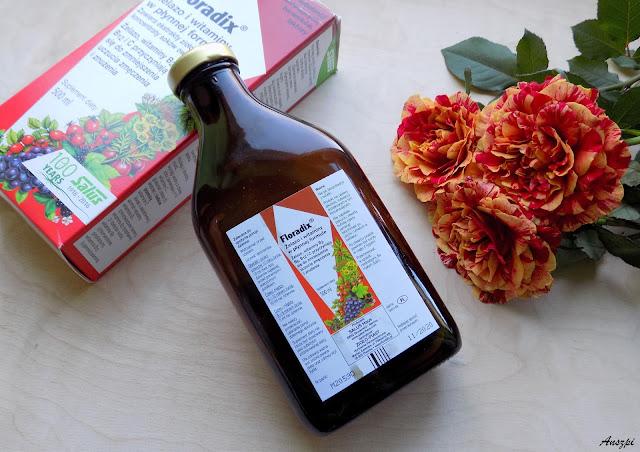 Pij na zdrowie… Floradix