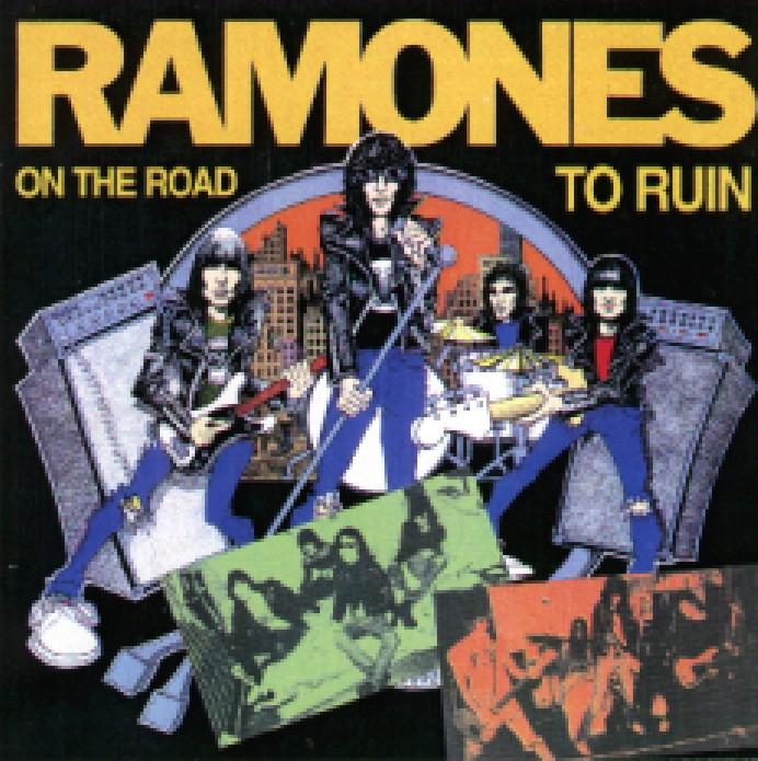 Corchipunkrock: The Ramones-on The Road To Ruin