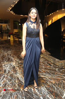 Actress Rakul Preet Singh Stills in Beautiful Blue Long Dress at Dhruva Salute to Audience Event  0124.JPG