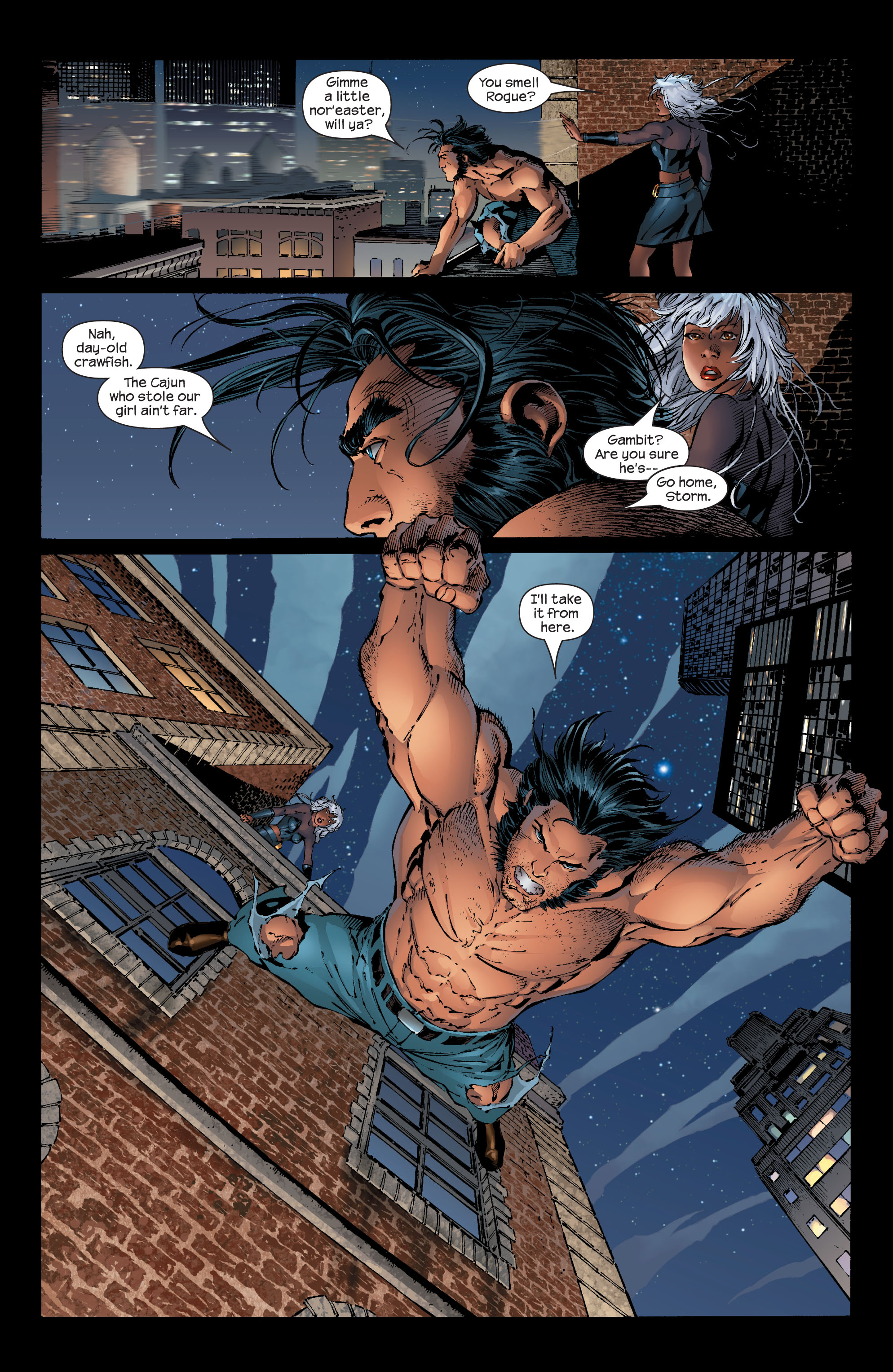 Read online Ultimate X-Men comic -  Issue #52 - 7