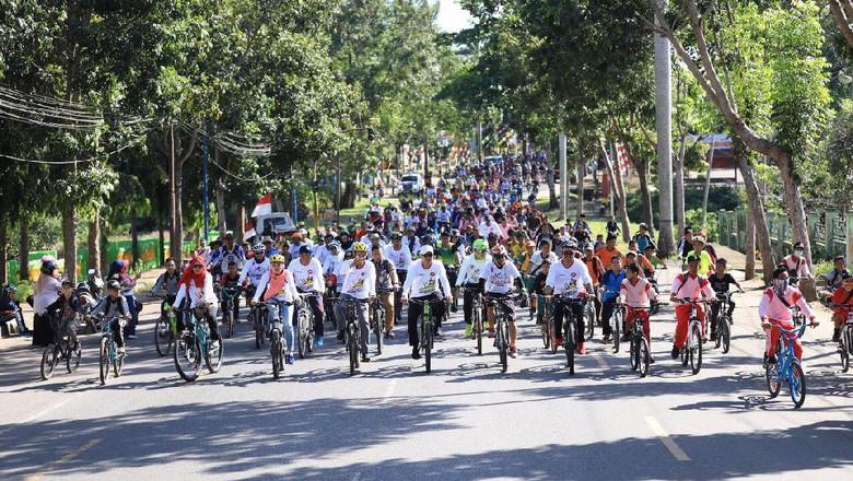Situs Taruhan - Kemenpora Merencanakan Hari Bersepeda Nasional