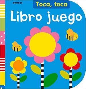 selección mejores cuentos bebés 0 a 2 años, libro toca, toca combel texturas