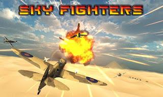 لعبة الحرب بالطائرات