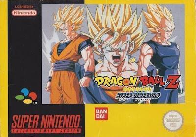 Rom de Dragon Ball Z - Hyper Dimension em Português - SNES em PT-BR