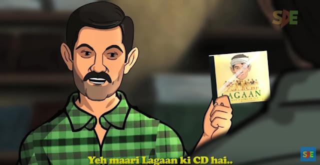 Dangal Spoof, Shudh Desi Endings