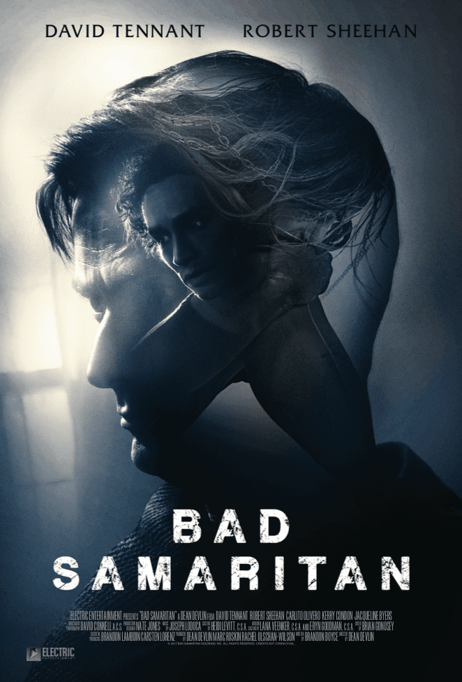 David Tennant - Bad Samaritan