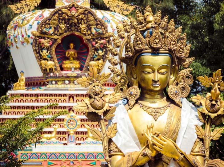 Kopan Monastery; Kathmandu, Nepal
