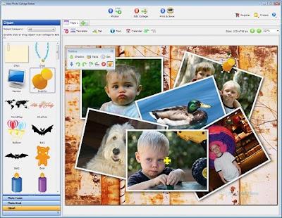 تحميل برنامج دمج الصور Download Photo Collage Maker مجانا