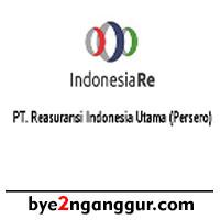 Lowongan Kerja PT Reasuransi Indonesia Utama 2018