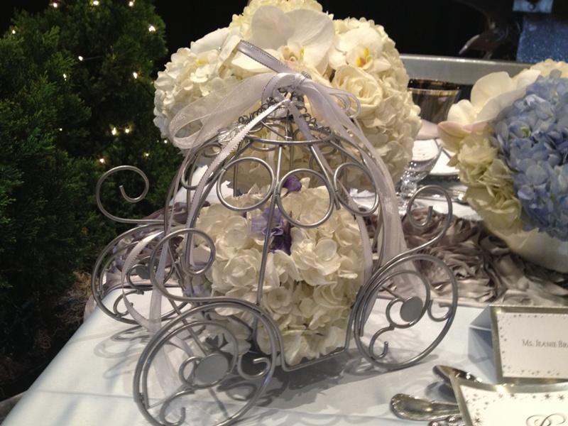 Disney's Fairy Tale Weddings Representing At The RunDisney