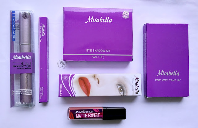 Mirabella Cosmetics, Mirabella, Martha Tilaar, pretty-moody.com
