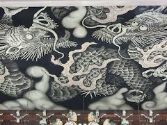 建仁寺双龍図