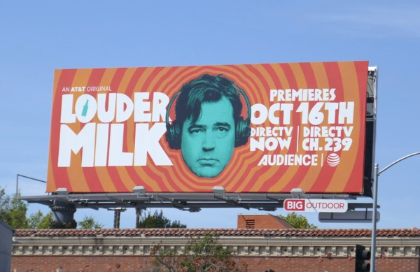 Loudermilk season 2 billboard