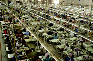 working under forced labor conditions