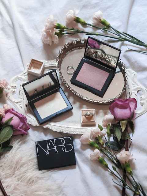 A Glass-like Gaze   NARS Change Of Sheen Highlighting Powders   Review & Swatches   labellesirene.ca