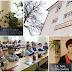 În vizită la Școala medie din satul Mahala (TV Bucovina Cernăuți)