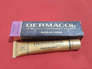 dermacol foundation make up cover worth buying or not review bad  not effective to cover