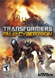Transformers Fall Of Cybertron PC Download Full Version