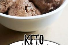 Low Carb Ice Cream Recipe