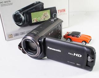 Panasonic HC-W570 Wi-Fi