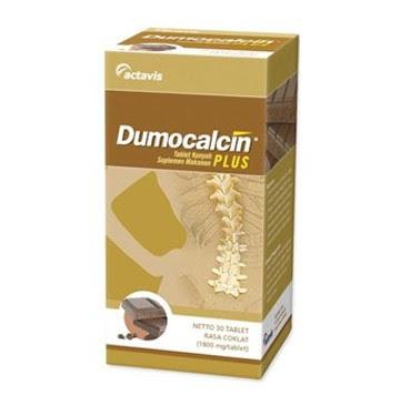 Harga Dumocalcin Suplemen Kesehatan Terbaru 2017