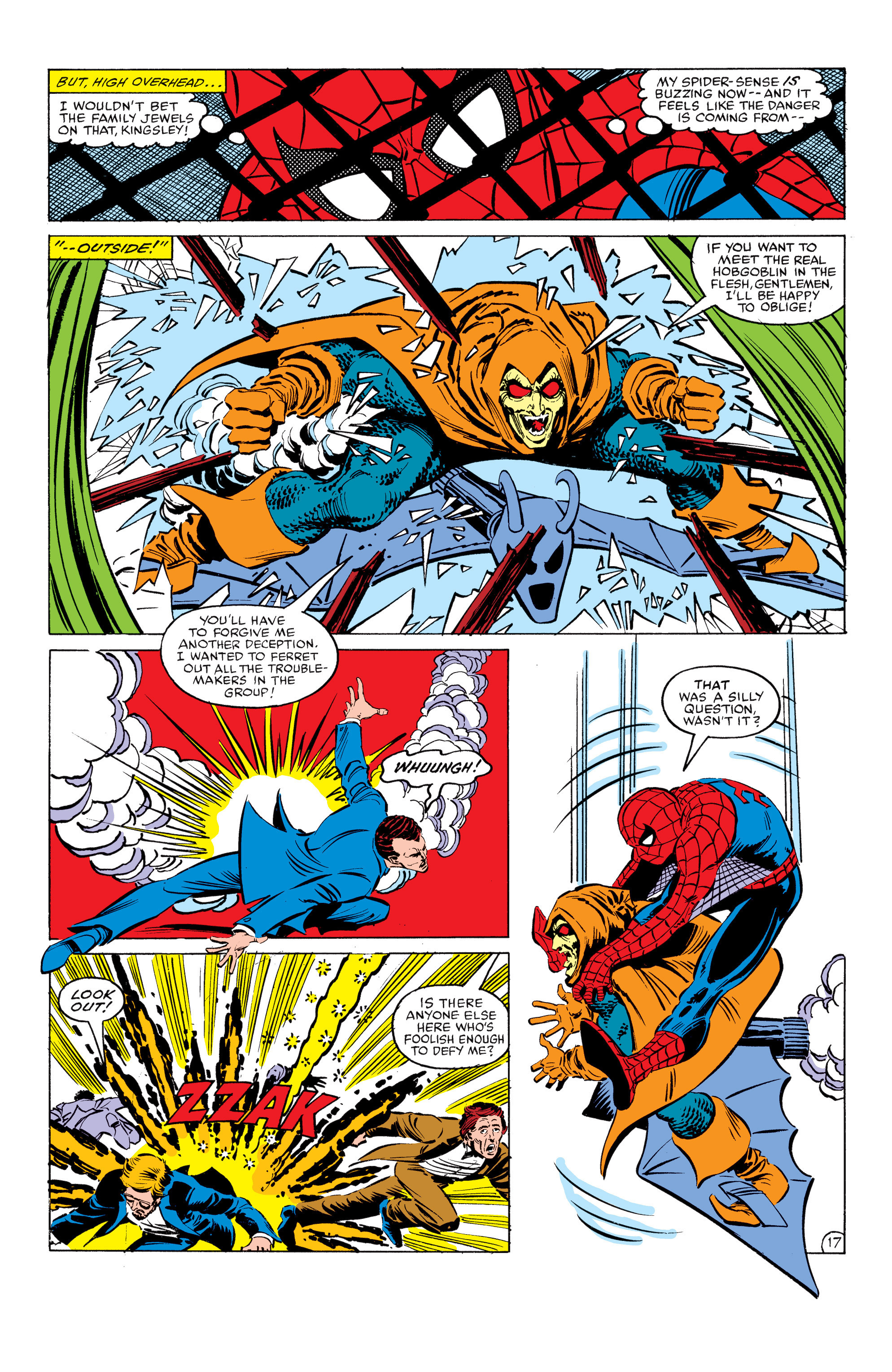 The Amazing Spider-Man (1963) 249 Page 17