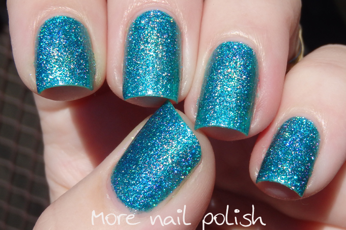 WOW Prisms Spring collection ~ More Nail Polish