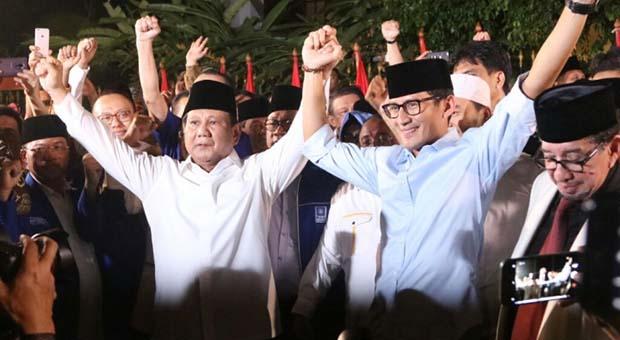 Perbaikan Visi Misi Dilarang, Kubu Prabowo-Sandi: KPU Tidak Fair
