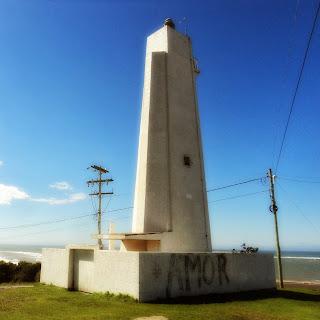 Farol do Morro do Farol, em Torres