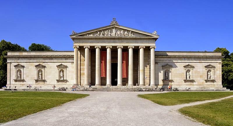 gliptoteca em Munique