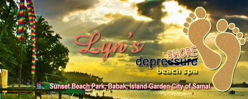 DAVAO IS MY PLACE: Lyn's Depreshore Beach Resort and Spa